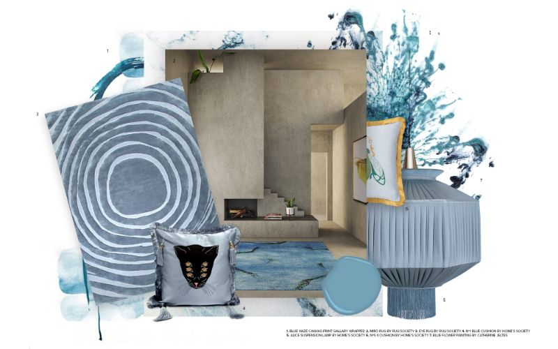 bedroom interior Explore Summer Trends for Your Bedroom Interior baby blue menu 1