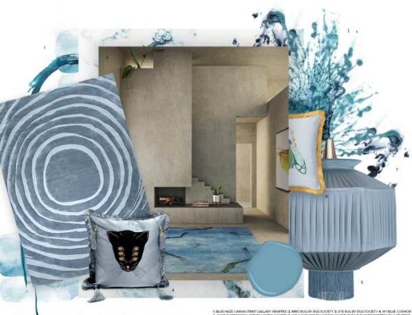 bedroom interior Explore Summer Trends for Your Bedroom Interior baby blue menu 600x460