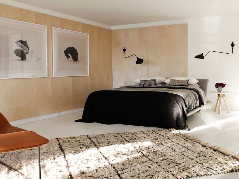 bedroom interior Follow Color Trends: Beige Bedroom Interior Designs beautiful bedroom decor 800x600