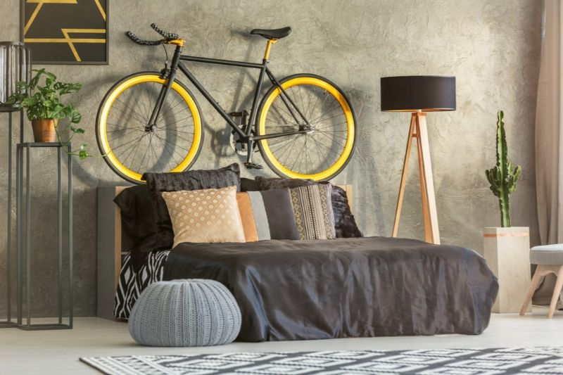 bedroom decor Extraordinary Bedroom Decor Ideas to Amaze bike