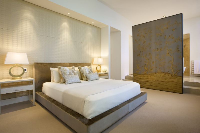 luxury bedroom Luxury Bedroom Interior Designs to Impress brendanwongdesign H1
