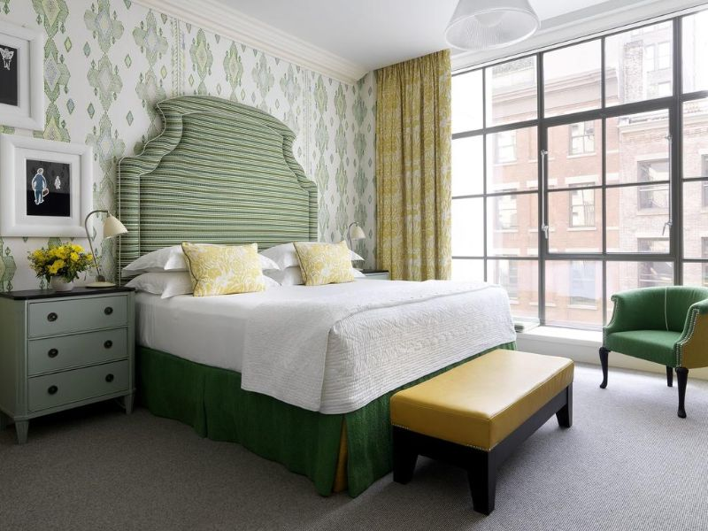 luxury hotel Luxury Hotel Rooms in Your Favorite Cities crosby new york2