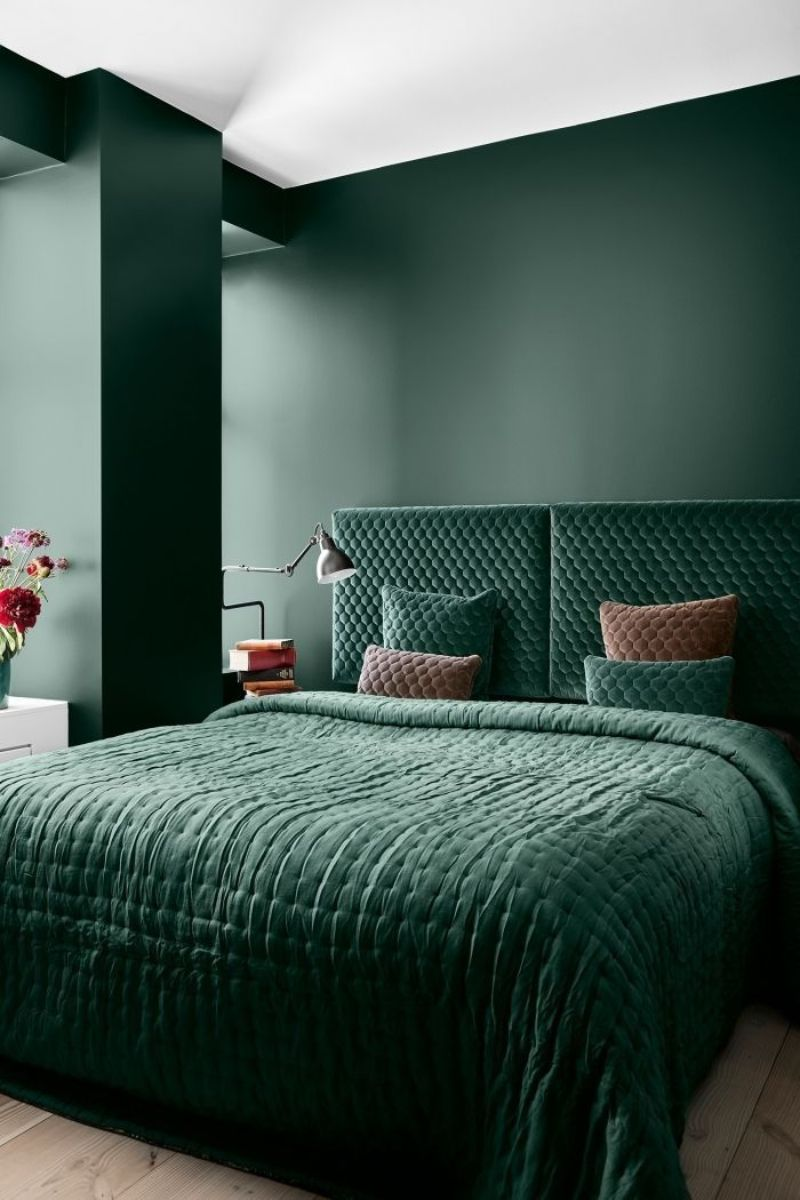bedroom interior Explore Summer Trends for Your Bedroom Interior green2