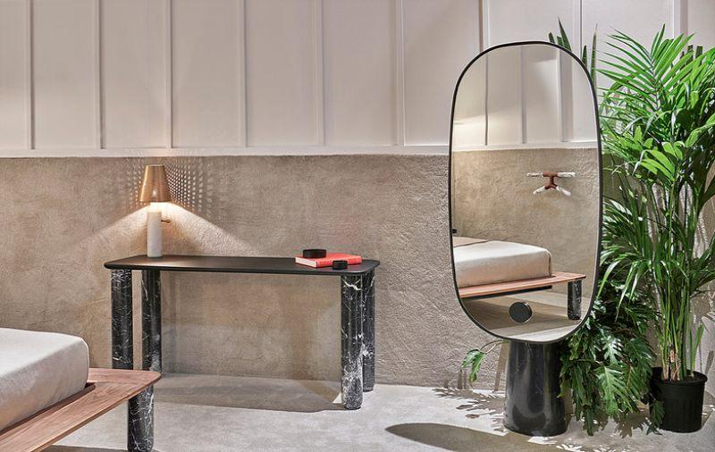 bedroom mirror Discover Inspiring Bedroom Mirror Designs la chance