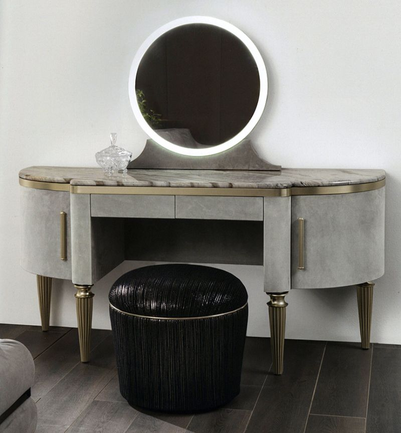 dressing table Get Inspired by Top Luxury Dressing Table Designs longhi
