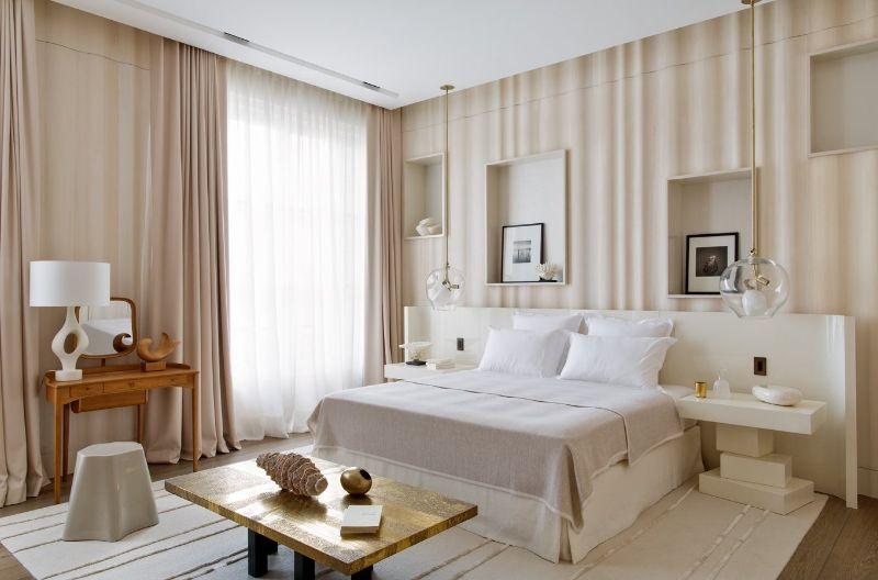 bedroom interior Follow Color Trends: Beige Bedroom Interior Designs meurinne