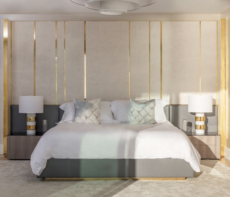 luxury bedroom Luxury Bedroom Interior Designs to Impress meyer davis