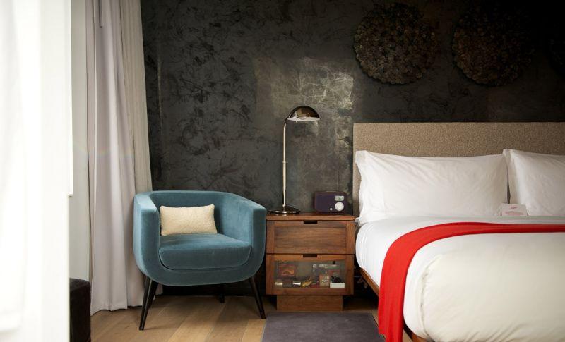 modern hotel Modern Hotel Designs by Meyer Davis nolitan