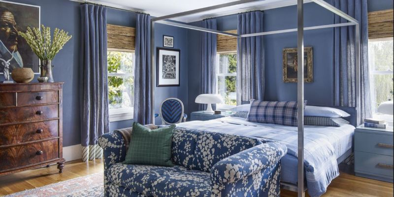blue bedroom Relaxing Blue Bedroom Interior Designs oakland california master bedroom 1489084768 1
