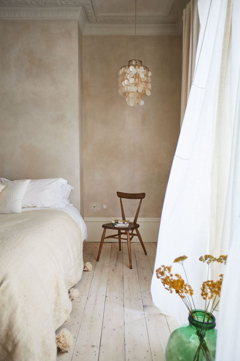 bedroom interior Follow Color Trends: Beige Bedroom Interior Designs retrouvius