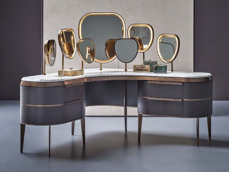 dressing table Get Inspired by Top Luxury Dressing Table Designs studio toner