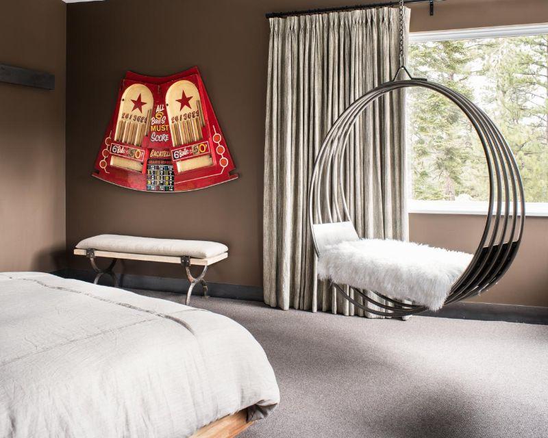 bedroom decor Extraordinary Bedroom Decor Ideas to Amaze swing