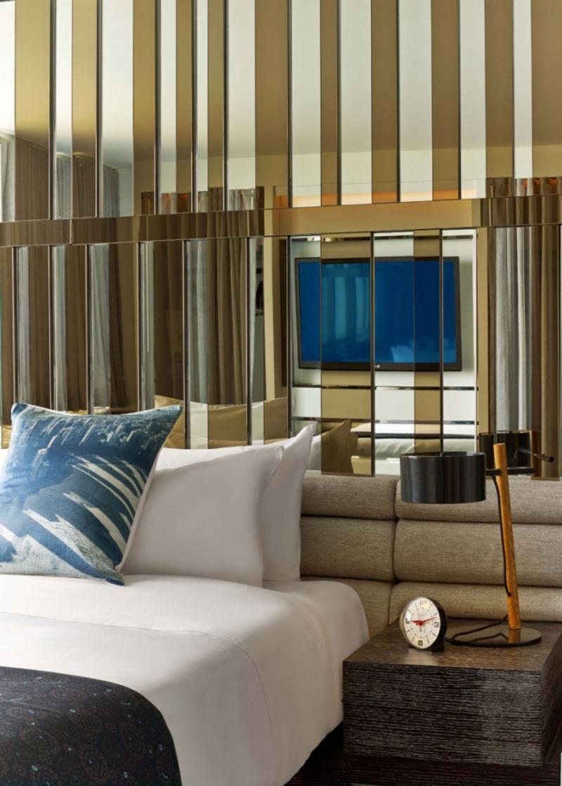 modern hotel Modern Hotel Designs by Meyer Davis w