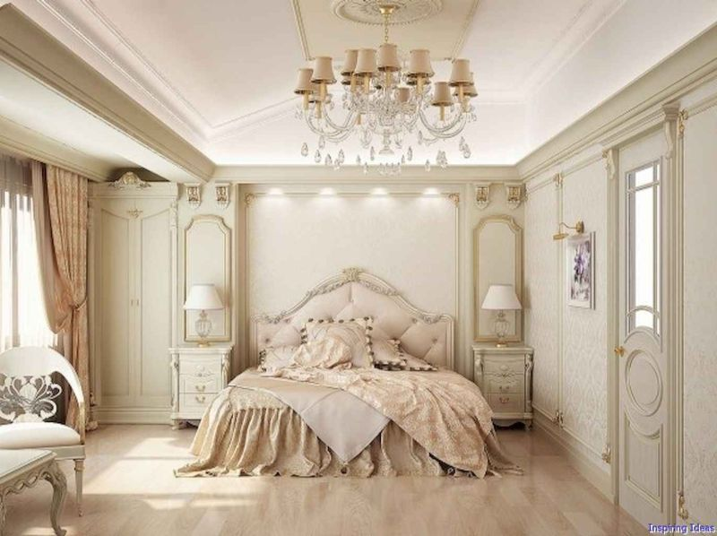 10 Marvelous And Exquisite French Bedroom Design Ideas bedroom design 10 Marvelous And Exquisite French Bedroom Design Ideas 2