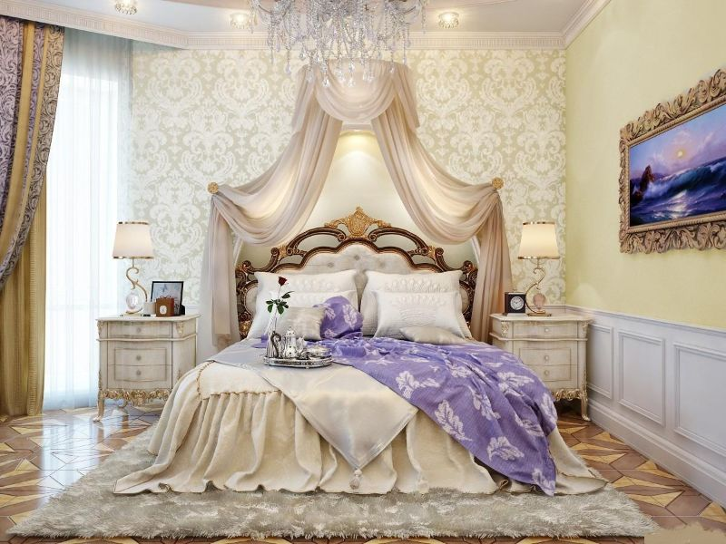 10 Marvelous And Exquisite French Bedroom Design Ideas bedroom design 10 Marvelous And Exquisite French Bedroom Design Ideas 3