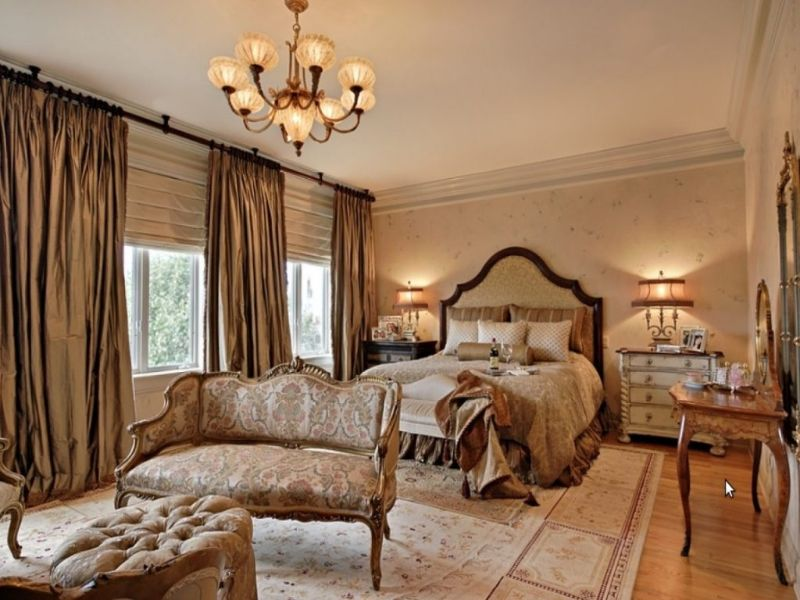 10 Marvelous And Exquisite French Bedroom Design Ideas bedroom design 10 Marvelous And Exquisite French Bedroom Design Ideas 5