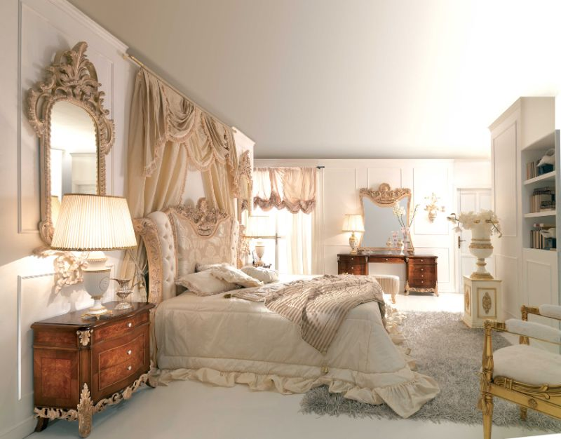 10 Marvelous And Exquisite French Bedroom Design Ideas bedroom design 10 Marvelous And Exquisite French Bedroom Design Ideas 7