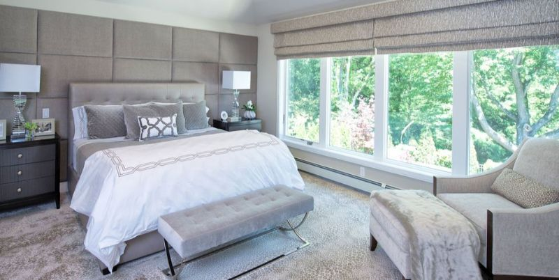 Monochromatic Master Bedrooms That Are Far From Boring monochromatic master bedrooms 10 Monochromatic Master Bedrooms That Are Far From Boring Monochromatic Master Bedrooms That Are Far From Boring 1