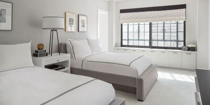Monochromatic Master Bedrooms That Are Far From Boring monochromatic master bedrooms 10 Monochromatic Master Bedrooms That Are Far From Boring Monochromatic Master Bedrooms That Are Far From Boring 3