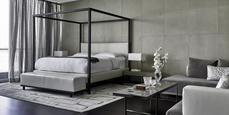 Monochromatic Master Bedrooms That Are Far From Boring monochromatic master bedrooms 10 Monochromatic Master Bedrooms That Are Far From Boring Monochromatic Master Bedrooms That Are Far From Boring