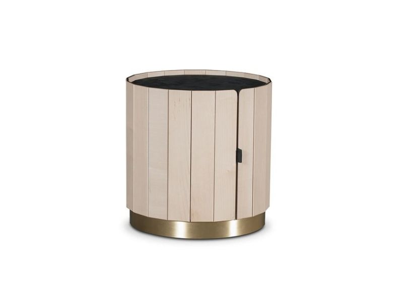10 Contemporary Nightstands To Unique Bedrooms contemporary nightstands Top 10 Contemporary Nightstands For A Master Bedroom Ninfea Baxter