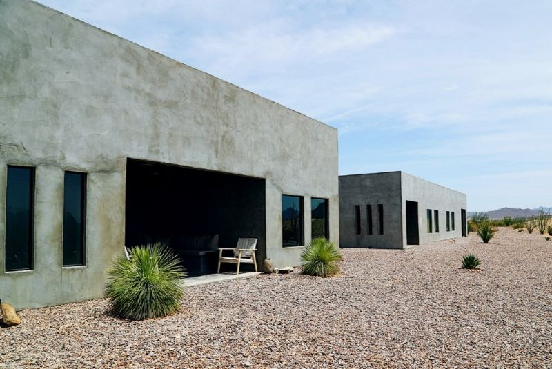 Ultimate Escape - West Texas Design Hotel by Architectural Digest