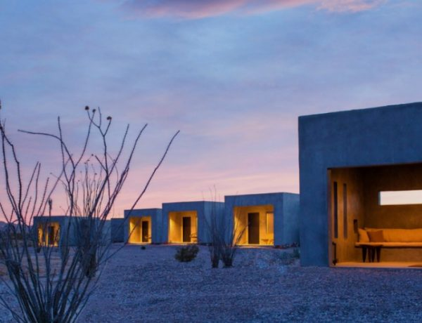 hotel design Ultimate Escape – West Texas Hotel Design by Architectural Digest feat 2 600x460