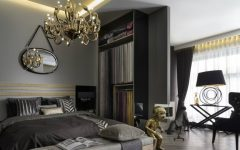 luxury chandeliers 10 Impressive Bedrooms With Luxury Chandeliers feat 3 240x150