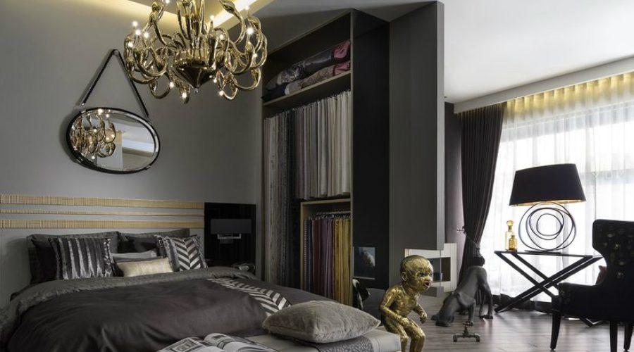 luxury chandeliers 10 Impressive Bedrooms With Luxury Chandeliers feat 3 900x500 master bedroom ideas Master Bedroom Ideas feat 3 900x500