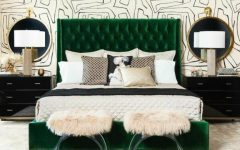 master bedroom Emerald Green Design Inspiration For Your Master Bedroom Decor feat 5 240x150