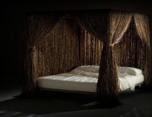 campana brothers Campana Brothers' Handmade Unique Beds For Edra featured 3 600x460