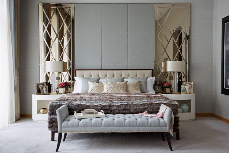 10 Contemporary Bedroom Designs With Floor Mirrors contemporary bedroom 10 Contemporary Bedroom Designs With Floor Mirrors 6