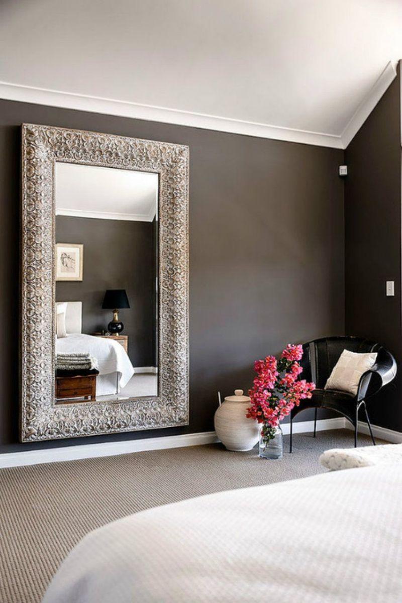 10 Contemporary Bedroom Designs With Floor Mirrors contemporary bedroom 10 Contemporary Bedroom Designs With Floor Mirrors 7