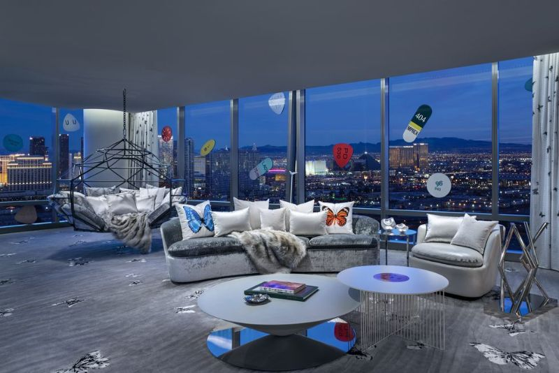 The World's Most Expensive Hotel Suite In Las Vegas by Damien Hirst the world's most expensive hotel suite The World's Most Expensive Hotel Suite In Las Vegas by Damien Hirst The World   s Most Expensive Hotel Suite In Las Vegas by Damien Hirst 1 1