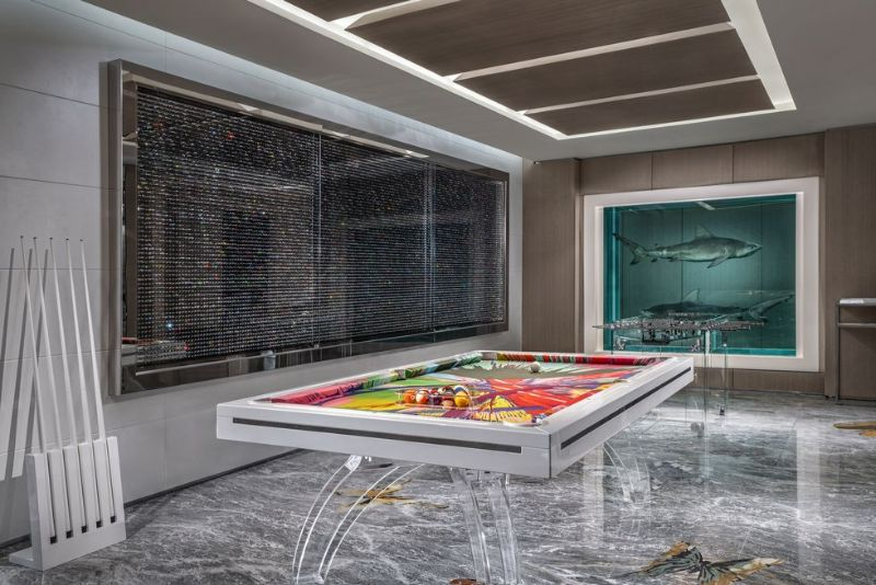 The World's Most Expensive Hotel Suite In Las Vegas by Damien Hirst the world's most expensive hotel suite The World's Most Expensive Hotel Suite In Las Vegas by Damien Hirst The World   s Most Expensive Hotel Suite In Las Vegas by Damien Hirst 2 1