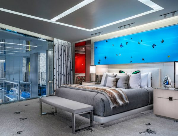 the world's most expensive hotel suite The World's Most Expensive Hotel Suite In Las Vegas by Damien Hirst feature 600x460