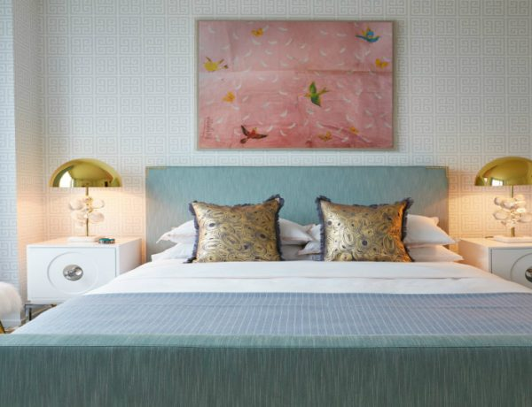 jonathan adler Colorful Bedroom Design Ideas By Jonathan Adler featured 600x460