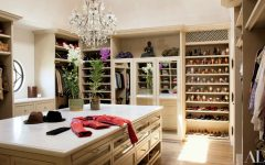 walk-in closets Get Inspired By These Celebrities' Contemporary Walk-In Closets featured 9 240x150