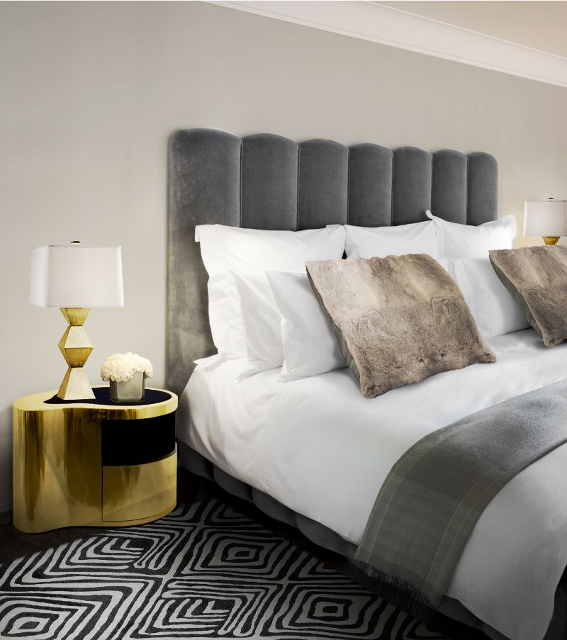 5 Marvelous Side Tables For A Modern Bedroom