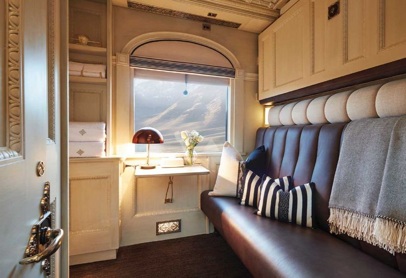 """A Lavish Hotel In Motion"" - South America's First Every Luxury Sleeper Train luxury sleeper train ""A Lavish Hotel In Motion"" – South America's First Every Luxury Sleeper Train A Lavish Hotel In Motion South Americas First Every Luxury Sleeper Train 12"