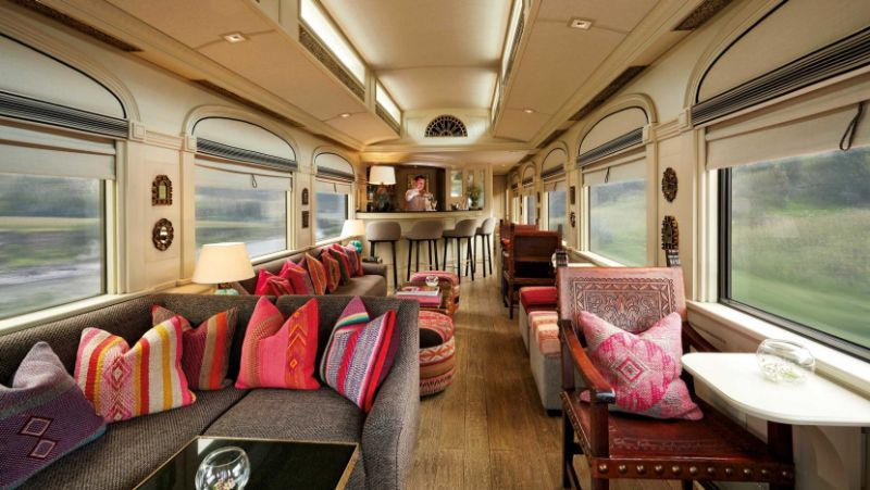 """A Lavish Hotel In Motion"" - South America's First Every Luxury Sleeper Train luxury sleeper train ""A Lavish Hotel In Motion"" – South America's First Every Luxury Sleeper Train A Lavish Hotel In Motion South Americas First Every Luxury Sleeper Train 3"