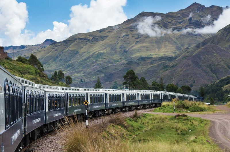 """A Lavish Hotel In Motion"" - South America's First Every Luxury Sleeper Train luxury sleeper train ""A Lavish Hotel In Motion"" – South America's First Every Luxury Sleeper Train A Lavish Hotel In Motion South Americas First Every Luxury Sleeper Train 9"