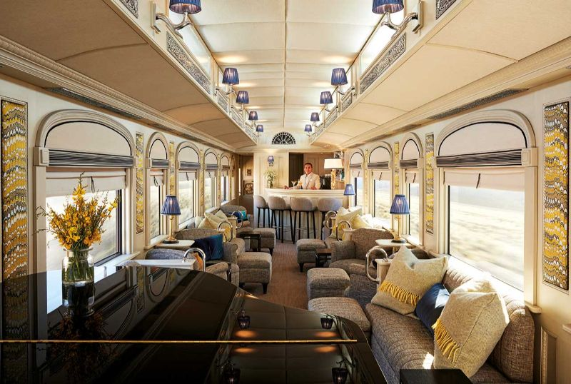 """A Lavish Hotel In Motion"" - South America's First Every Luxury Sleeper Train luxury sleeper train ""A Lavish Hotel In Motion"" – South America's First Every Luxury Sleeper Train A Lavish Hotel In Motion South Americas First Every Luxury Sleeper Train"