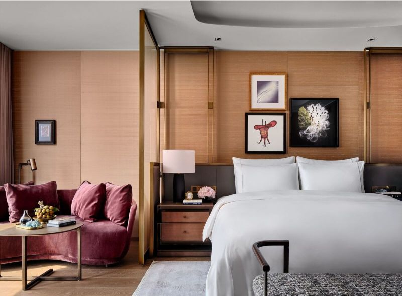 Rosewood Guangzhou - The World's Tallest Five-Star Hotel world's tallest five-star hotel Rosewood Guangzhou – The World's Tallest Five-Star Hotel Inside The Rosewood Guangzhou The World   s Tallest Five Star Hotel 1