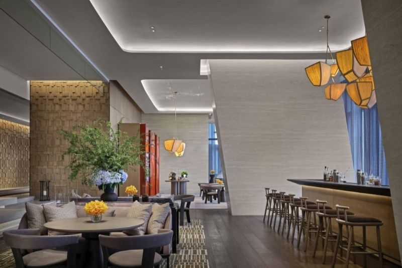 Rosewood Guangzhou - The World's Tallest Five-Star Hotel world's tallest five-star hotel Rosewood Guangzhou – The World's Tallest Five-Star Hotel Inside The Rosewood Guangzhou The World   s Tallest Five Star Hotel 5