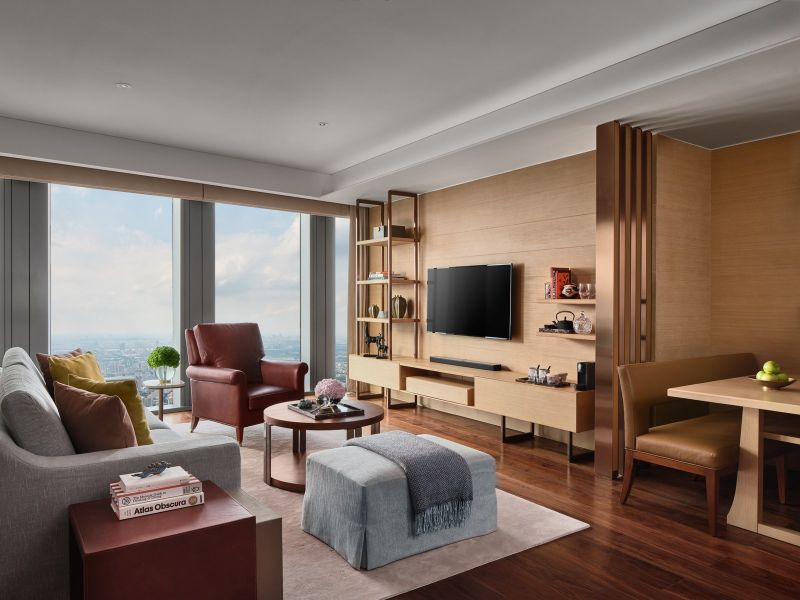 Rosewood Guangzhou - The World's Tallest Five-Star Hotel world's tallest five-star hotel Rosewood Guangzhou – The World's Tallest Five-Star Hotel Inside The Rosewood Guangzhou The World   s Tallest Five Star Hotel 6