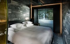 luxury bedroom designs Luxury Bedroom Designs At 7132 Hotel: The Art of Alpine Luxury feat1 2 240x150
