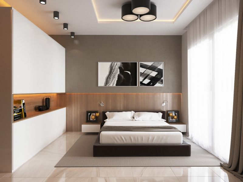 Get Inspired By These Modern Bedroom Design Trends For This Winter bedroom design Get Inspired By These Modern Bedroom Design Trends For This Winter soft colors