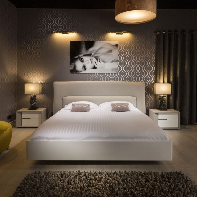 Get Inspired By These Modern Bedroom Design Trends For This Winter bedroom design Get Inspired By These Modern Bedroom Design Trends For This Winter soft lights