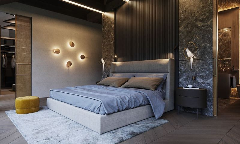 Get Inspired By These Modern Bedroom Design Trends For This Winter bedroom design Get Inspired By These Modern Bedroom Design Trends For This Winter ups pieces